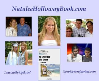 Constantly updated Natalee Holloway book!